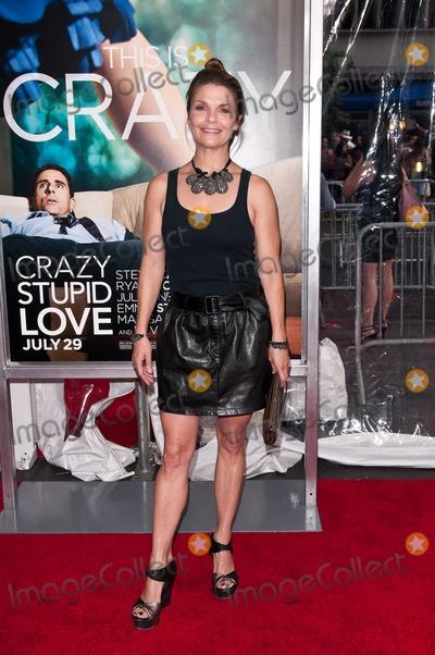 Kathryn Erbe Photo - 19 July 2011 - New York City NY - Kathryn Erbe Crazy Stupid Love New York Premiere Photo Credit Christopher SmithAdMedia