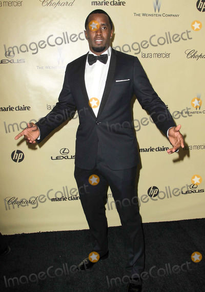 Sean Diddy Combs Photo - 13 January 2013 - Beverly Hills California - Sean Diddy Combs The Weinstein Companys 2013 Golden Globe Awards after party held at The Old Trader Vics at The Beverly Hilton Hotel Photo Credit Kevan BrooksAdMedia