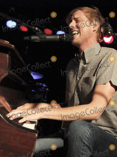Andrew McMahon Photo - April 21 2013 - Atlanta GA - Andrew McMahon formerly of Jacks Mannequin performed at The Loft on Sunday April 21 2013 in Atlanta Ga Opening for McMahon was singersongwriter Kate Earl Photo credit Dan HarrAdMedia