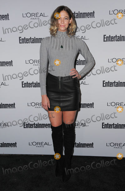 Analeigh Tipton Photo - 16 September 2016 - West Hollywood California Analeigh Tipton 2016 Entertainment Weekly Pre-Emmy Party held at Nightingale Plaza Photo Credit Birdie ThompsonAdMedia
