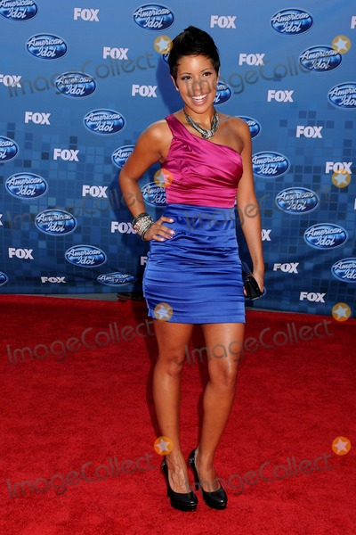 Ashley Rodriguez Photo - 25 May 2011 - Los Angeles California - Ashley Rodriguez American Idol 2011 Finale - Arrivals held at Nokia Theatre LA Live Photo Credit Byron PurvisAdMedia
