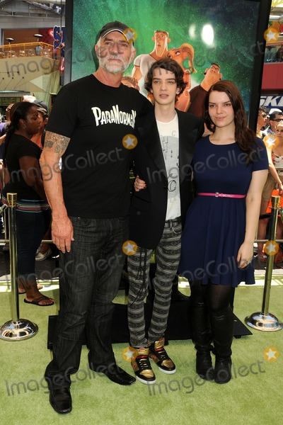 Andy McPhee Photo - 5 August 2012 - Universal City California - Andy McPhee Kodi Smit-McPhee Sianoa Smit-McPhee ParaNorman Los Angeles Premiere held at AMC CityWalk Stadium 19 Theatre Photo Credit Byron PurvisAdMedia