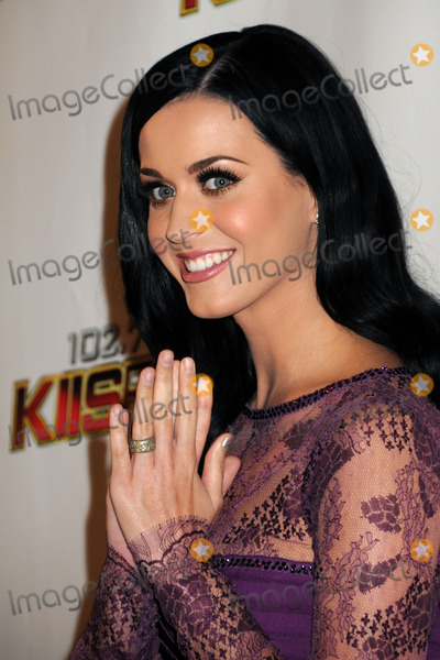 Katy Perry Photo - 5 December 2010 - Los Angeles California - Katy Perry 1027 KIIS FMs Jingle Ball 2010 held at Nokia Theatre LA Live Photo Byron PurvisAdMedia