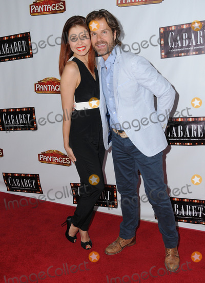 Anna Trebunskaya Photo - 20 July 2016 - Hollywood California Anna Trebunskaya Louis Van Amstel The opening of Cabaret held at the Hollywood Pantages Theater Photo Credit Birdie ThompsonAdMedia