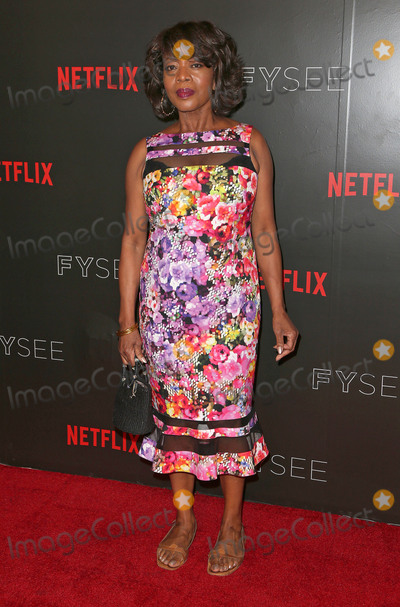 Alfre Woodard Photo - 9 June 2017 - Beverly Hills California - Alfre Woodard Netflixs A Series Of Unfortunate Events FYC Event Photo Credit F SadouAdMedia