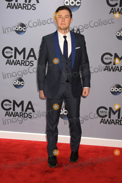 Scotty McCreery Photo - 05 November 2013 - Nashville Tennessee - Scotty McCreery 47th CMA Awards Country Musics Biggest Night held at Bridgestone Arena Photo Credit Byron PurvisAdMedia