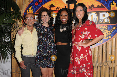 Aubry Bracco Photo - 18 May 2016 - Studio City California - Tai Trang Aubry Bracco Cydney Gillon Michele Fitzgerald Arrivals for season 32 SURVIVOR Kaoh Rong Live Reunion Show held at CBS Studio Center Photo Credit Birdie ThompsonAdMedia
