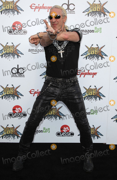 Dee Snider Photo - 23 April 2014 - Los Angeles California - Dee Snider 6th Annual Revolver Golden Gods Awards Show held at Club Nokia Photo Credit F SadouAdMedia