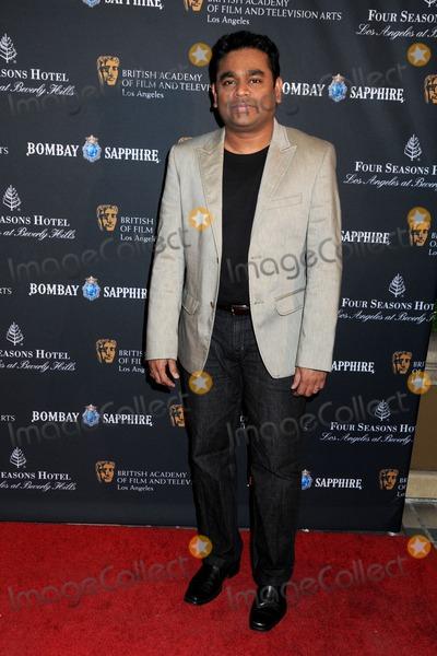 AR Rahman Photo - 15 January 2011 - Beverly Hills California - AR Rahman 17th Annual BAFTA Los Angeles Awards Season Tea Party held at the Four Seasons Hotel Photo Byron PurvisAdMedia