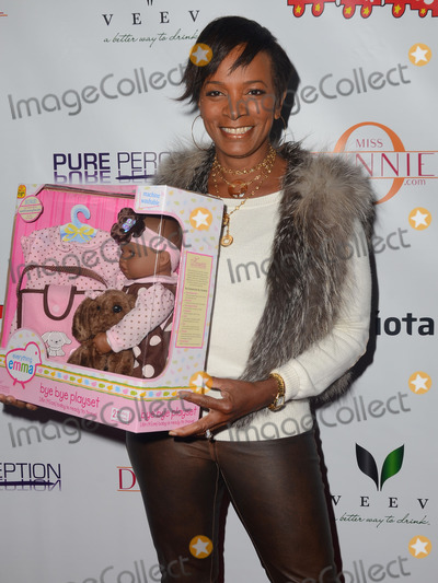 Vanessa Bell Calloway Photo - 09 December  2013 -  Hollywood California - Vanessa Bell Calloway Arrivals at the 6th Annual Manifest Your Destiny Toy Drive at the Supperclub in  Hollywood Ca Photo Credit Birdie ThompsonAdMedia