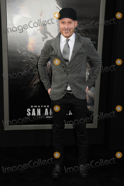 Andrew Lockington Photo - 26 May 2015 - Hollywood California - Andrew Lockington San Andreas Los Angeles Premiere held at the TCL Chinese Theatre Photo Credit Byron PurvisAdMedia