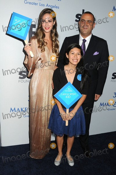 Sam Nazarian Photo - 4 December 2013 - Beverly Hills California - Emina Cunmulaj Sam Nazarian The Make-A-Wish Foundation of Los Angeles 2013 Wishing Well Winter Gala held at the Beverly Wilshire Hotel Photo Credit Byron PurvisAdMedia
