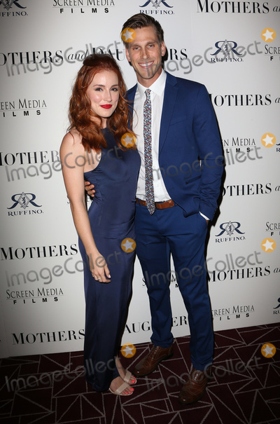 Alexandra Daniels Photo - 28 April 2016 - West Hollywood California - Alexandra Daniels Mothers And Daughters Los Angeles Premiere held at The London Photo Credit SammiAdMedia