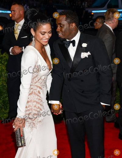 Diddy Combs Photo - 04 May 2015 - New York New York- Sean P Diddy Combs Cassie Ventura China Through The Looking Glass Costume Institute Gala at The Metropolitan Museum of Art Photo Credit Christopher SmithAdMedia