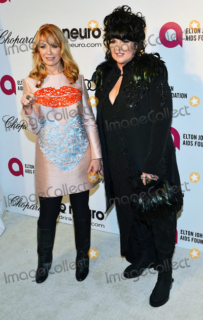 Ann Wilson Photo - 02 March 2014 - West Hollywood California - Ann and Nancy Wilson 22nd Annual Elton John Academy Awards Viewing Party held at West Hollywood Park Photo Credit Chris ChewAdMedia