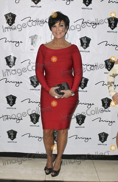 Rob- Kardashian Photo - 16 March 2012 - Las Vegas Nevada - Kris Jenner  Rob Kardashian celebrates his birthday at 1 OAK Nightclub at the Mirage  Photo Credit MJTAdMedia
