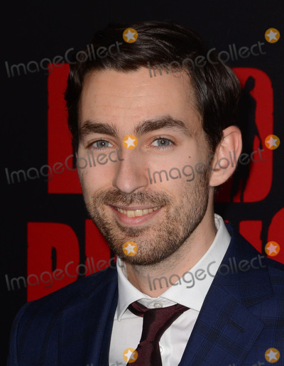 Kim Novak Photo - 11 March 2015 - Los Angeles California - Zach Lipvsky  Arrivals for Crackles world premiere original feature film Dead Rising Watchtower held at the Kim Novak Theater at Sony Pictures Studios Photo Credit Birdie ThompsonAdMedia