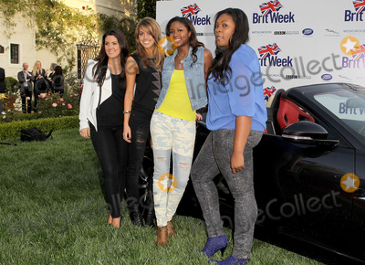 Angie Miller Photo - 23 April 2013 - Los Angeles California - Kree Harrison Angie Miller Amber Holcomb Candice Glover 7th Annual BritWeek Festival A Salute To Old Hollywood Launch Party held at the British Consul Generals Residence Photo Credit Kevan BrooksAdMedia