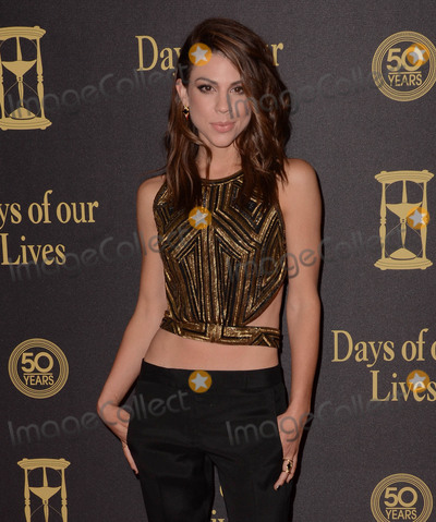 Kate Mansi Photo - 07 November - Hollywood Ca - Kate Mansi Arrivals for Days of Our Lives 50th Anniversary held Hollywood Palladium Photo Credit Birdie ThompsonAdMedia