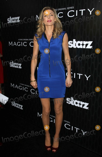 Viva Bianca Photo - 20 March 2012 - West Hollywood California - Viva Bianca Starz New Series Magic City - Los Angeles Premiere Held At The DGA Photo Credit Kevan BrooksAdMedia
