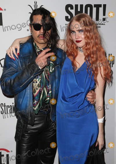 Ally Hilfiger Photo - 05 April 2017 - Los Angeles California - Steve Hash Ally Hilfiger SHOT The Psycho-Spiritual Mantra of Rock held at Pacific Theatres at The Grove Photo Credit AdMedia