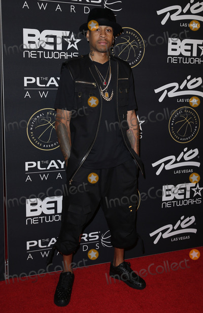 Allen Iverson Photo - 19 July 2015 - Las Vegas Nevada - Allen Iverson  BET  National Basketball Players Association present The Players Awards at the Rio All-Suite Hotel and Casino  Photo Credit MJTAdMedia