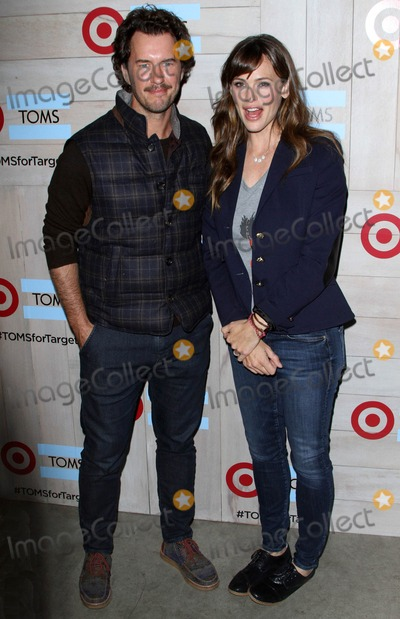 Blake Mycoskie Photo - 12 November 2014 - Los Angeles California - Founder and Chief Shoe Giver of TOMS Blake Mycoskie and Jennifer Garner TOMS for Target Launch Event held at the Book Bindery Photo Credit AdMedia