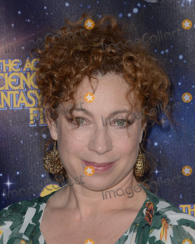 Alex Kingston Photo - 22 June 2016 - Burbank Alex Kingston Arrivals for the 42nd Annual Saturn Awards held at The Castaway Photo Credit Birdie ThompsonAdMedia