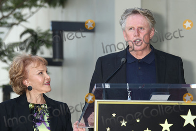 Maria Elena Holly Photo - 07 September 2011 - Hollywood California - Gary Busey and Maria Elena Holly Buddy Holly posthumous STAR Induction into The Hollywood Walk of Fame on his 75th Birthday held in front of the Capital Records Building on Vine Street Photo Credit Russ ElliotAdMedia