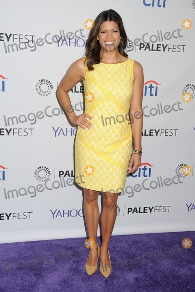 Andrea Nevado Photo - 15 March 2015 - Hollywood California - Andrea Nevado PaleyFest 2015 - Jane The Virgin held at the Dolby Theatre Photo Credit Byron PurvisAdMedia