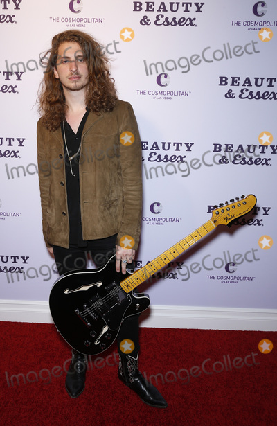 Andrew Wyatt Photo - 14 May 2016 - Las Vegas Nevada -  Andrew Wyatt  Grand Opening of Beauty  Essex by Chris Santos and Tao Group inside The Cosmopolitan of Las Vegas Photo Credit MJTAdMedia