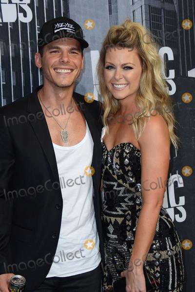 Amber Smith Photo - 07 June 2017 - Nashville Tennessee - Granger Smith Amber Smith 2017 CMT Music Awards held at Music City Center Photo Credit Tonya WiseAdMedia