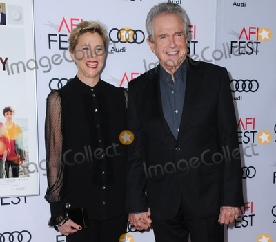 Audy Photo - 16 November 2016 - Hollywood California Annette Bening Warren Beatty AFI FEST 2016 Presented By Audi - A Tribute To Annette Bening And Gala Screening Of A24s 20th Century Women held at TCL Chinese Theater Photo Credit Birdie ThompsonAdMedia