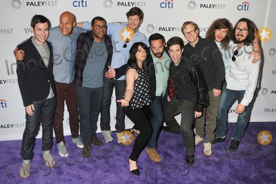 Andy Greenwald Photo - 7 March 2015 - Hollywood California - Andy Greenwald Keegan-Michael Key Jordan Peele Anders Holm Abbi Jacobson Nick Kroll Adam DeVine Andy Daly Blake Anderson Kyle Newacheck PaleyFest 2015 - Salute To Comedy Central held at the Dolby Theatre Photo Credit Byron PurvisAdMedia