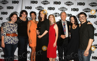 Anne Renton Photo - 17 July 2011 - West Hollywood California - Angelique Cabral Emily Deschanel Sharon Lawrence Richard Chamberlain Anne Renton Jason Ritter with Guests 2011 Outfest Film Festival Screening Of The Perfect Family Closing Night- Arrivals  Held At The DGA Theatre Photo Credit Kevan BrooksAdMedia