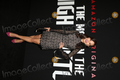Alicia Hannah Photo - 08 December 2016 - West Hollywood California - Alicia Hannah Man In The High Castle Season 2 Premiere at the Pacific Design Center Photo Credit F SadouAdMedia