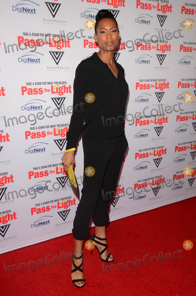 Kearran Giovanni Photo - 02 February 2015 - Hollywood Ca - Kearran Giovanni Arrivals for Pass the Light Los Angeles premiere held at The ArcLight Cinemas Photo Credit Birdie ThompsonAdMedia