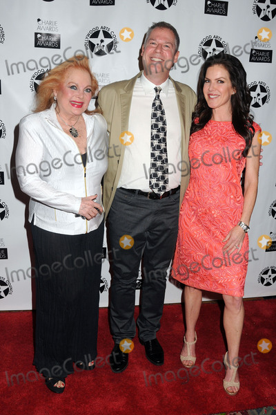 Carol Connors Photo - 1 May 2015 - Hollywood California - Carol Connors David Warren Kira Reed Lorsch 29th Annual Charlie Awards held at the Roosevelt Hotel Photo Credit Byron PurvisAdMedia