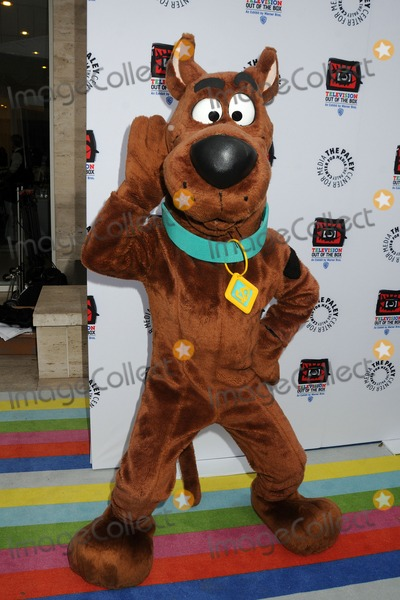 Scooby Doo Photo - 12 April 2012 - Beverly Hills California - Scooby Doo Television Out Of The Box Museum Exhibit created by Warner Bros Television Group held at The Paley Center Photo Credit Byron PurvisAdMedia