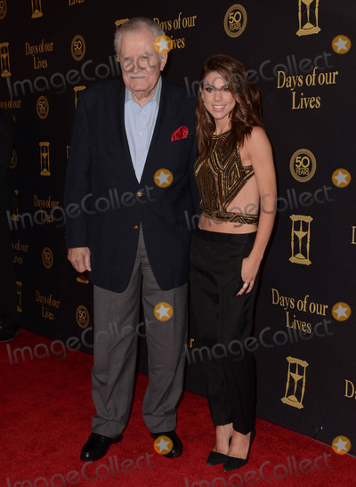 Kate Mansi Photo - 07 November - Hollywood Ca - John Aniston Kate Mansi Arrivals for Days of Our Lives 50th Anniversary held Hollywood Palladium Photo Credit Birdie ThompsonAdMedia
