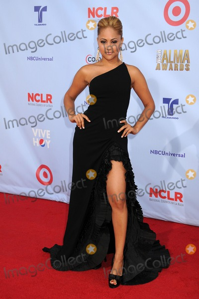 Kat DeLuna Photo - 16 September 2012 - Pasadena California -  Kat DeLuna 2012 NCLR ALMA Awards - Arrivals held at The Pasadena Civic Auditorium Photo Credit Byron PurvisAdMedia