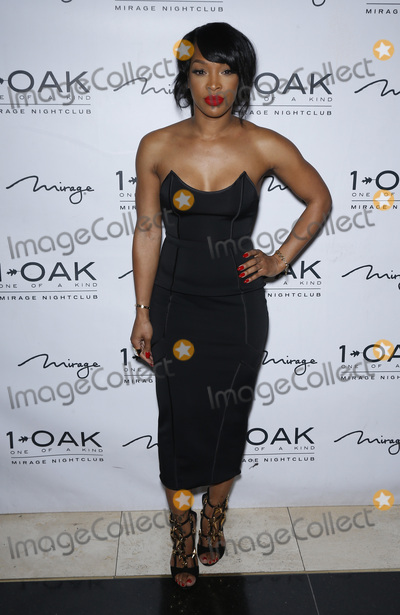 Malika Haqq Photo - 11 March 2016 - Las Vegas Nevada - Malika Haqq    1OAK Nightclub inside The Mirage hosts extravagant birthday bash for Malika and Khadijah  Haqq Photo Credit MJTAdMedia