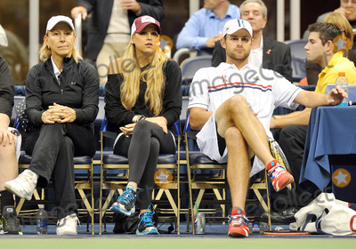 Anna Kournikova Photo - 16 October 2012 - Pittsburgh PA - Tennis stars MARTINA NAVRATILOVA ANNA KOURNIKOVA and ANDY RODDICK participated with TEAM ELTON at the Mylan WTT Smash Hits World Team Tennis Match held at the Petersen Events Center The 20th anniversary edition of Mylan WTTSmash Hits presented by GEICO was one for the record books with the event posting a record 1 million for the Elton John AIDS Foundation with a portion of those proceeds benefitting the Pittsburgh AIDS Task Force Theevent hosted annually by Sir Elton John and Billie Jean King has now raised more the 115 million to support HIV and AIDS prevention and awareness programs since the first Smash Hits was held in Los Angeles in 1993  Photo Credit Jason L NelsonAdMedia