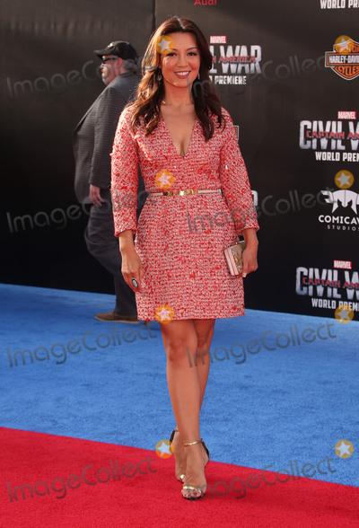 Ming-Na Wen Photo - 12 April 2016 - Hollywood California - Ming-Na Wen Captain America Civil War World Premiere held at the Dolby Theatre Photo Credit SammiAdMedia