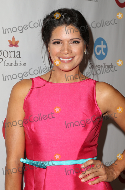 Andrea Navedo Photo - 10 November 2016 - Los Angeles California - Andrea Navedo 5th Annual Eva Longoria Foundation Dinner held at The Four Seasons Hotel Los Angeles at Beverly Hills Photo Credit AdMedia