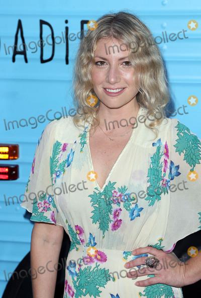 Ari Graynor Photo - 06 June 2016 - Los Angeles California - Ari Graynor Roadies Los Angeles Premiere held at The Theatre at Ace Hotel Photo Credit SammiAdMedia