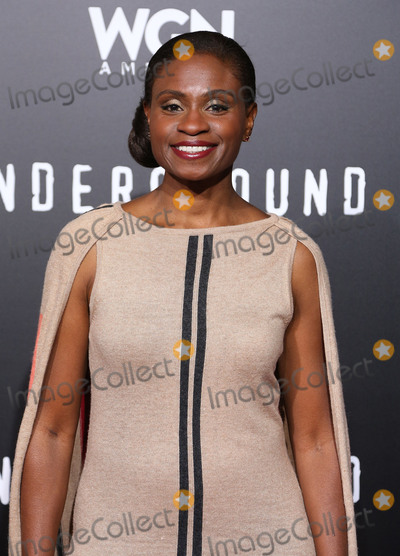 Adina Porter Photo - 28 February 2017 - Westwood California - Adina Porter WGN Americas Underground Season 2 Premiereheld at Westwood Village Photo Credit AdMedia