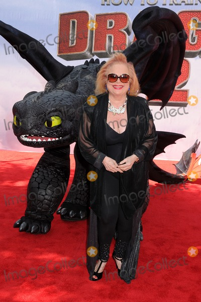 Carol Connors Photo - 8 June 2014 - Westwood California - Carol Connors How To Train Your Dragon 2 Los Angeles Premiere held at the Regency Village Theatre Photo Credit Byron PurvisAdMedia