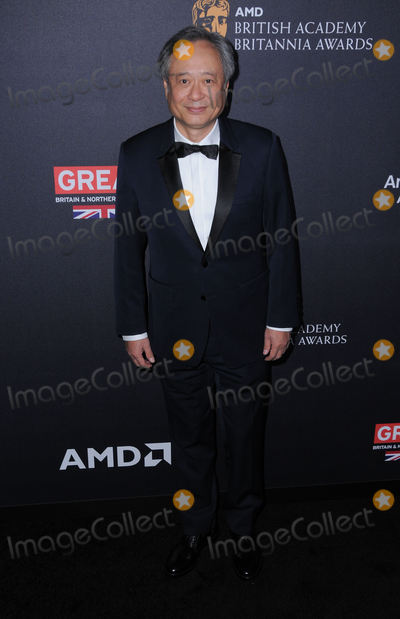Ang Lee Photo - 28 October 2016 - Beverly Hills California Ang Lee 2016 AMD British Academy Britannia Awards Presented by Jaguar Land Rover And American Airlines held at Beverly Hilton Hotel Photo Credit Birdie ThompsonAdMedia