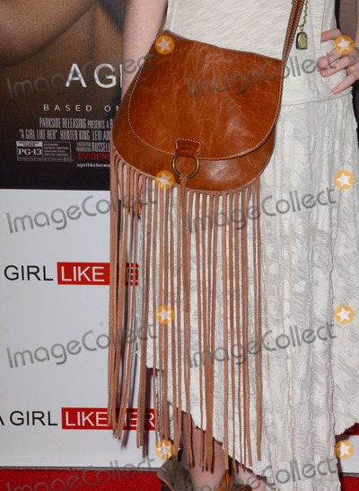 Annalise Basso Photo - 27 March 2015 - Hollywood California - Annalise Basso Arrivals for the Los Angeles premiere of A Girl Like Her held at ArcLight Hollywood Photo Credit Birdie ThompsonAdMedia